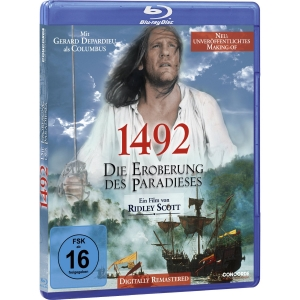 1492 German Blu-ray
