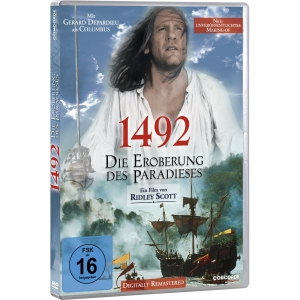 1492 German DVD 2012 Reissue