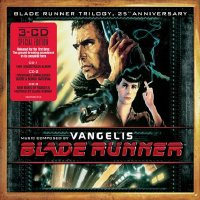 Blade Runner Trilogy 25th Anniversary 3 CD Set