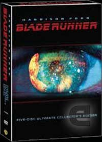 Blade Runner 5 DVD Set Australia