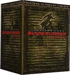 Blade Runner 5 DVD Set France