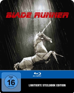 Blade Runner Germany 2013 blu-ray Steel Book Edition