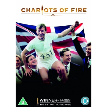 Chariots of Fire UK DVD 2012 Reissue