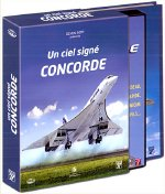 Un Ciel Signè Concorde French DVD plus Book