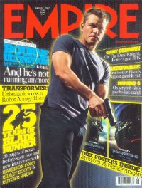 Empire August 2007 issue