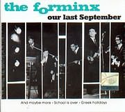 The Forminx - Our Last September + 3 Greek CD single