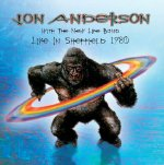 Jon Anderson - Live in Sheffield 1980 CD
