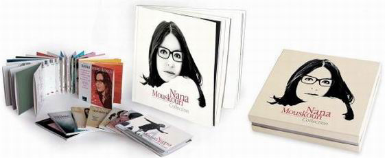 Nana Mouskouri Collection 34 CD Deluxe Box Set