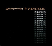 In London German CD single front cover