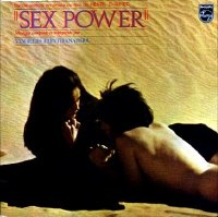 Sex Power - French LP front cover
