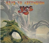 Yes-Keys To Ascension 4 CD/1 DVD UK Boxset